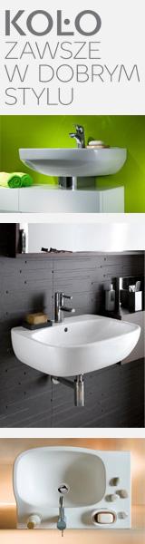 aranżacja łazienki - Sanitec Koło